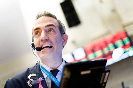 Mineurstemming Wall Street houdt aan