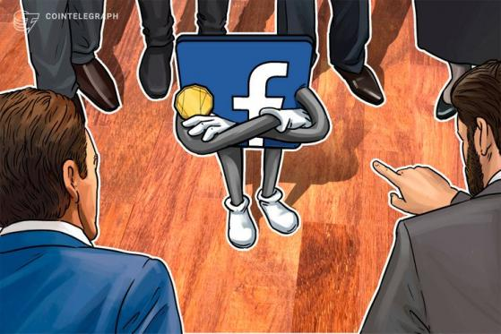 US Senate Banking Committee Presses Facebook for Info on Crypto Project