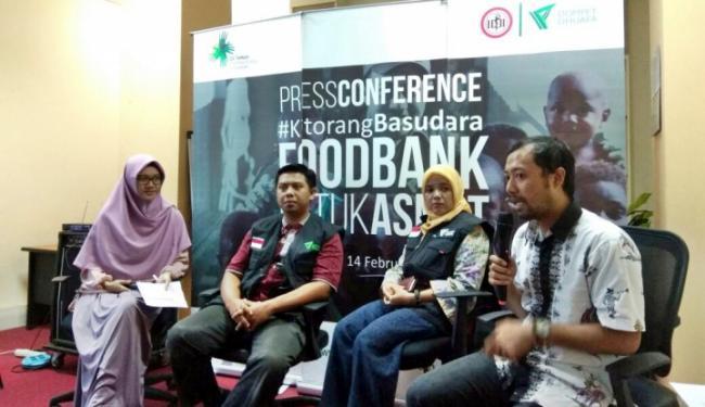 © Warta Ekonomi. Dompet Dhuafa Gagas 'Food Bank for Asmat'