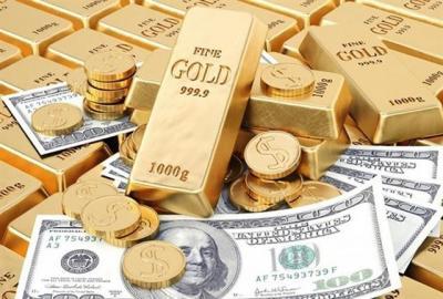 Giá vàng và USD sáng 20/11 tăng mạnh trở lại 1
