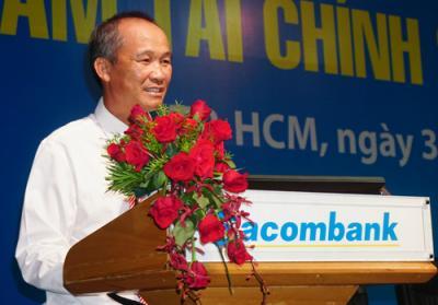 """Công cuộc """"lột xác"""" Sacombank dưới bàn tay Chủ tịch Dương Công Minh"""