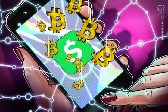 Half of Cash App's Revenue Now Comes From Bitcoin
