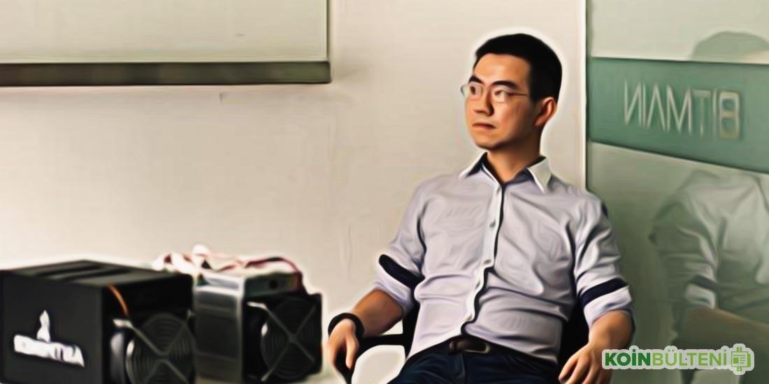 Bitmain CEO'su Yeni 7nm'lik Bitcoin Madencilik Çiplerini Duyurdu