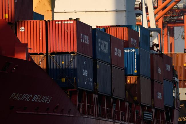 Japan's Exports Continue Slide as Global Slowdown Tightens Grip