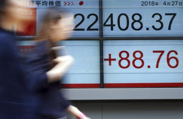 Borsa, Tokyo apre poco variata (-0,15%)