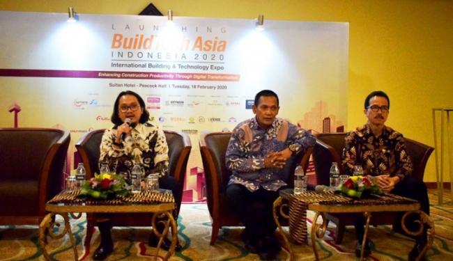 © Warta Ekonomi. Digelar di Indonesia, BuildTech Asia 2020 Pamerkan Teknologi Konstruksi