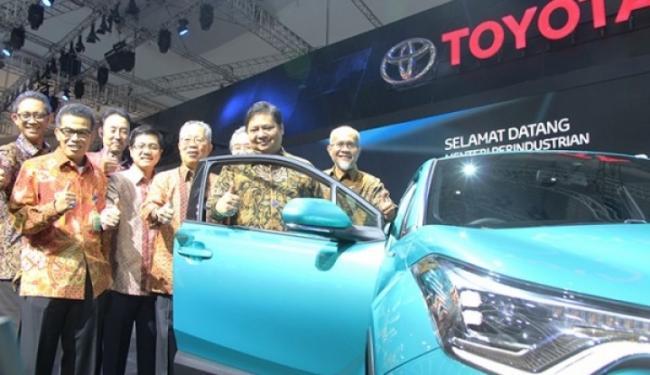 © Warta Ekonomi. Ini Perkiraan Harga Toyota C-HR di Indonesia