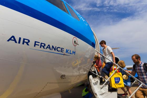 Leading Airline Consortium Air France-KLM Mulls Blockchain Solutions