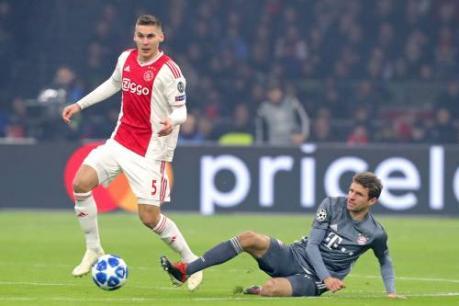 Verdediger Wöber van Ajax naar Sevilla
