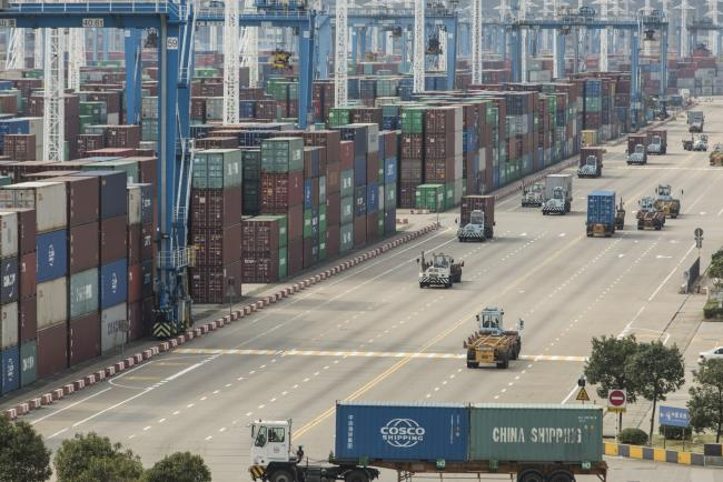 Kudlow Says U.S. and China Talking 'At All Levels' on Trade