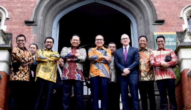 © Warta Ekonomi. Bamsoet: Indonesia Berperan Aktif Jaga Perdamaian Dunia