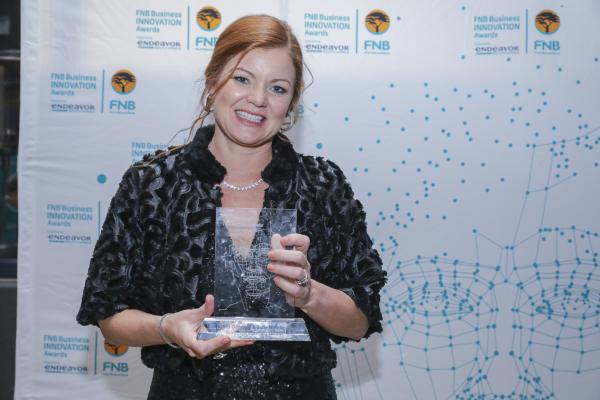 Saryx Engineering Group wins FNB Business Innovation Awards 2018