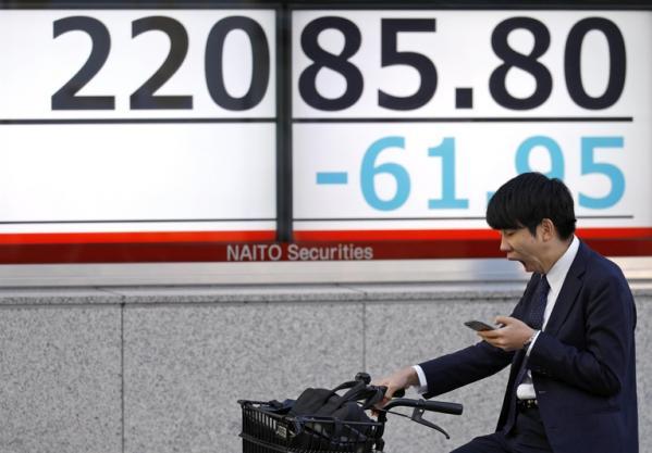 Borsa: Tokyo, apertura in forte ribasso