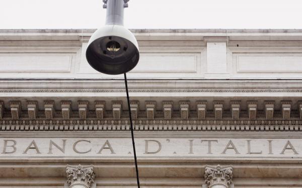 © Ansa. Bankitalia: debito agosto giù a 2.279mld