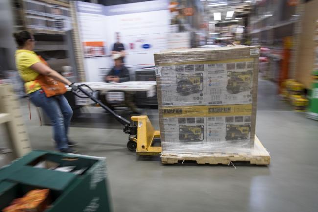 Home Depot Earnings Rise on Revved-Up U.S. Housing Market