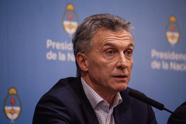 Argentina's Macri Rolls Out More Measures as Markets Recover