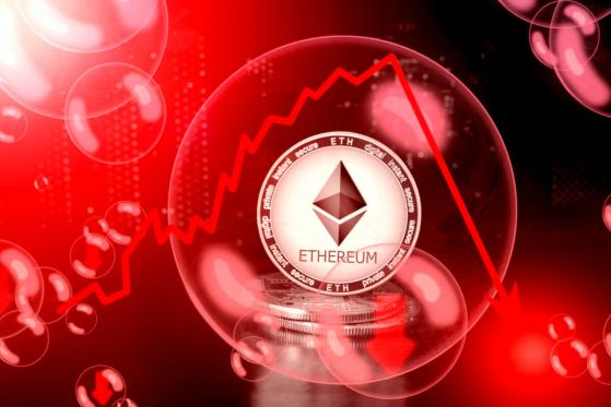 Ethereum (ETH) Price Hits Nine-Month Low, Plunges Below $300