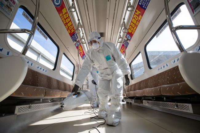 South Korean President Calls for 'Extraordinary Steps' to Combat Virus