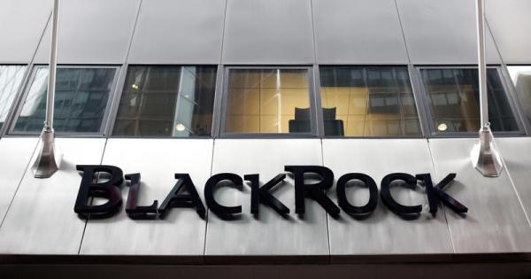 © Ansa. BlackRock: economia frena, più 'privato'