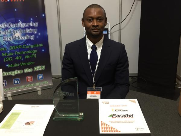 United States based Telco company welcomes most innovative LTE service deployment award at Africa Com
