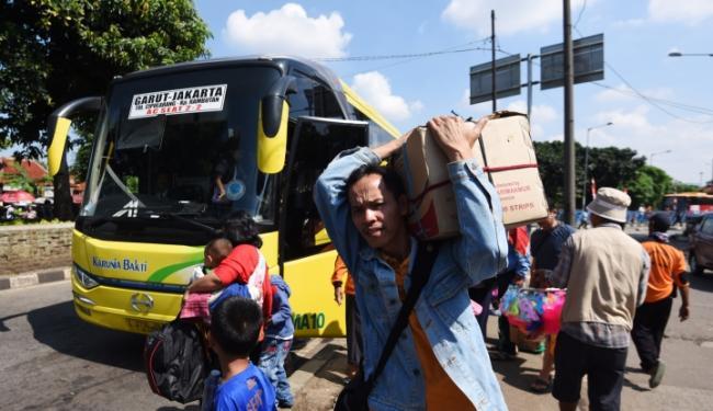 © Warta Ekonomi. Tiket Bus AKAP Akan Dijual Secara Online?