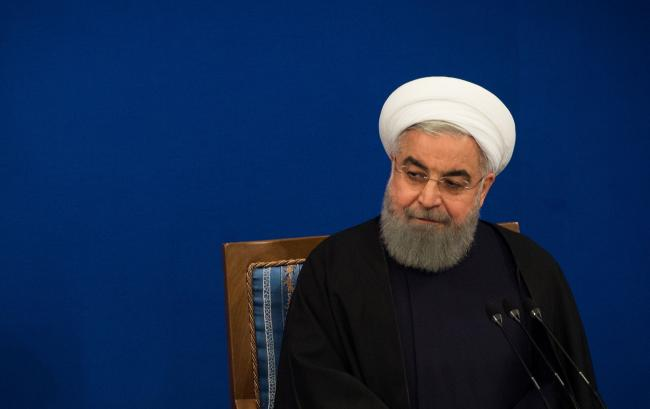 Iran's Rouhani Vows Response to Oil Tanker Attack By Bloomberg