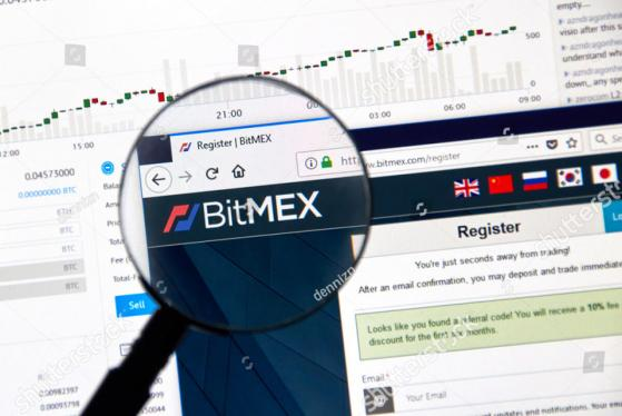 BitMEX Records Over-1M Bitcoin Trading Record for Second Time