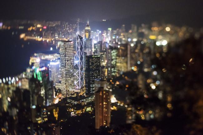 Hong Kong Faces Worst Earnings Recession Since 2008 Crisis