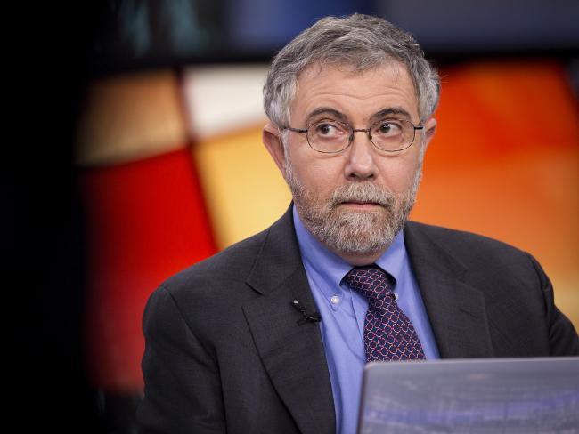 © Bloomberg. Paul Krugman