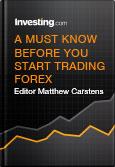 Часть3. Что нужно знать, прежде чем приступить к торговле на рынке Форекс