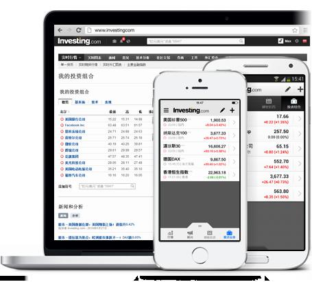 金融投资组合应用程序
