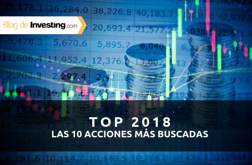 Estos son los 10 valores más buscados en 2018