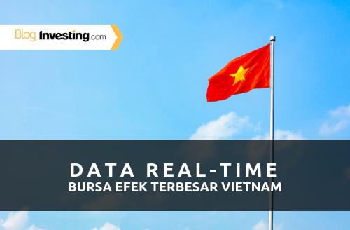 Kami Telah Menambah Data Real-Time dari Bursa Efek Vietnam