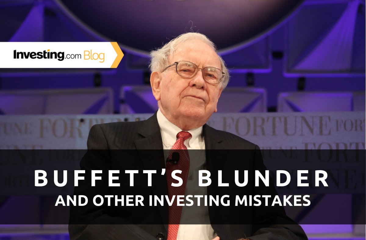 Buffett's Blunder and Other Great Mistakes