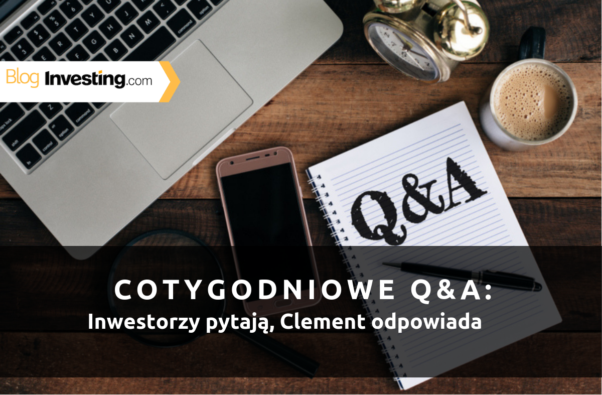 Cotygodniowe pytania i odpowiedzi z Clementem #2