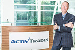 ActivTrades posts record first half results as new accounts boom
