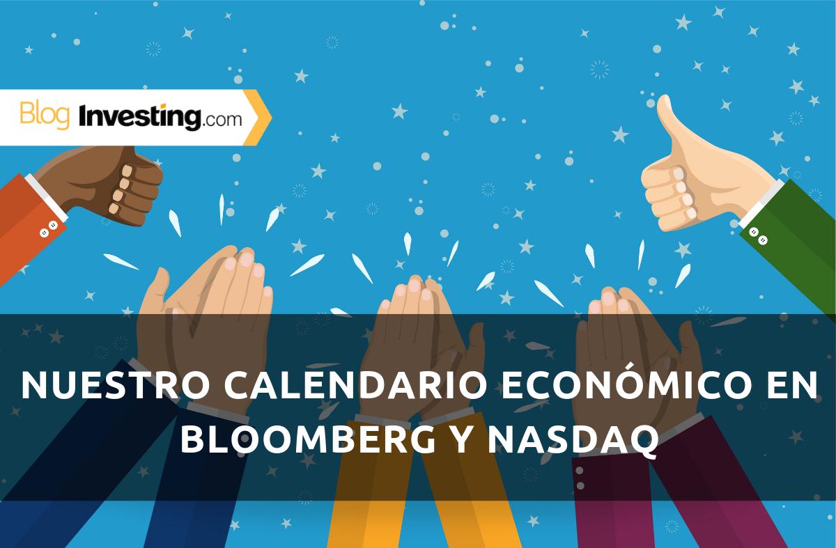 Nuestro Calendario Económico en Bloomberg y Nasdaq