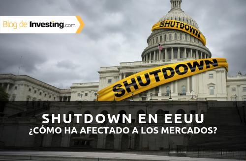 Cómo ha afectado a los mercados el shutdown en Estados Unidos