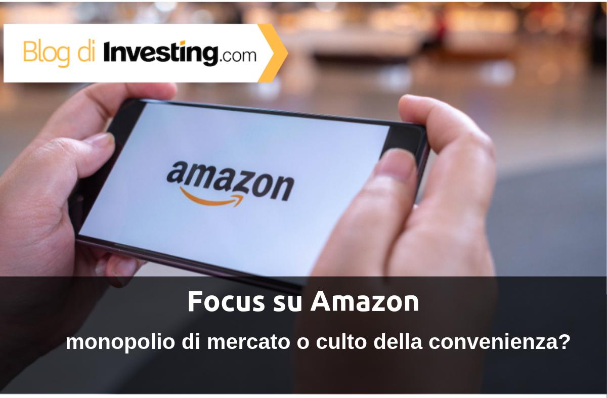 Un'occhiata su Amazon: monopolio di mercato o culto della convenienza?