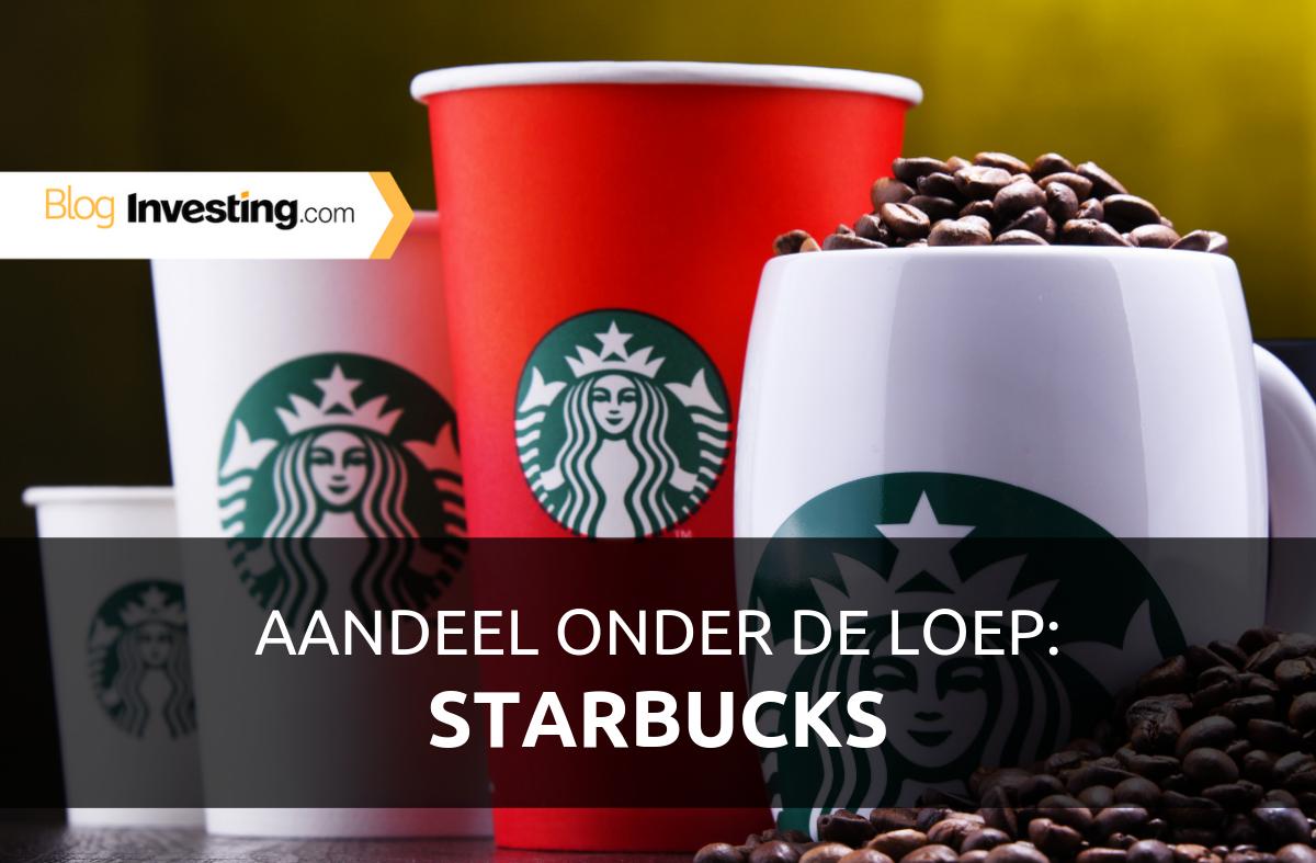 Aandeel in de schijnwerpers, foodies-editie: Starbucks