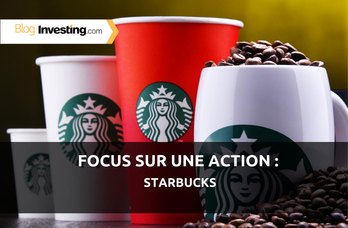 Focus sur Action, Edition Gourmets : Starbucks