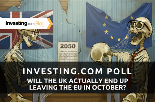 Investing.com Poll: Will the UK Actually End Up Leaving the European Union in October?