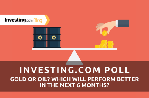 Investing.com Poll: Gold or Oil? Which Will Perform Better Through The End Of 2019?