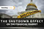 미국 연방정부의 셧다운이 시장에 미친 영향