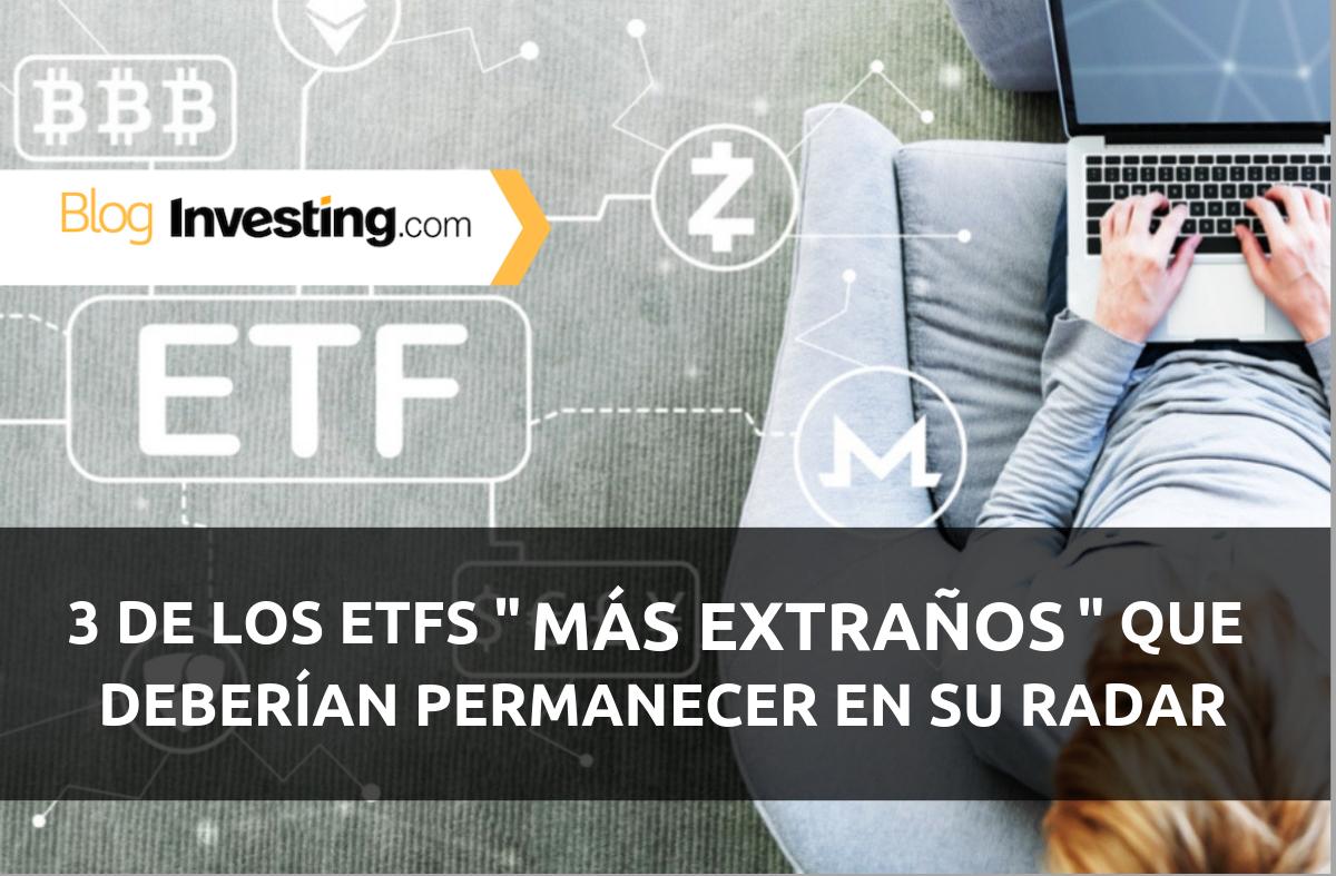 3 de los ETFs