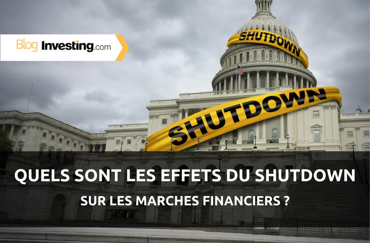 Comment le «shutdown» du gouvernement US a affecté les marchés