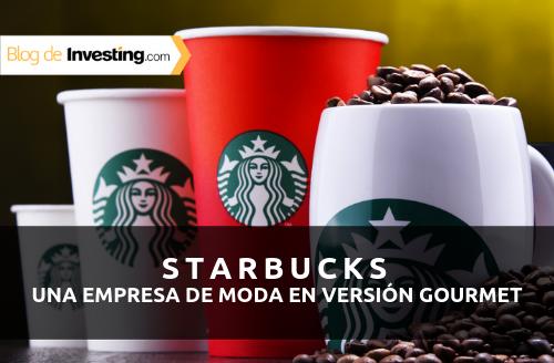 Una empresa de moda en versión gourmet: Starbucks