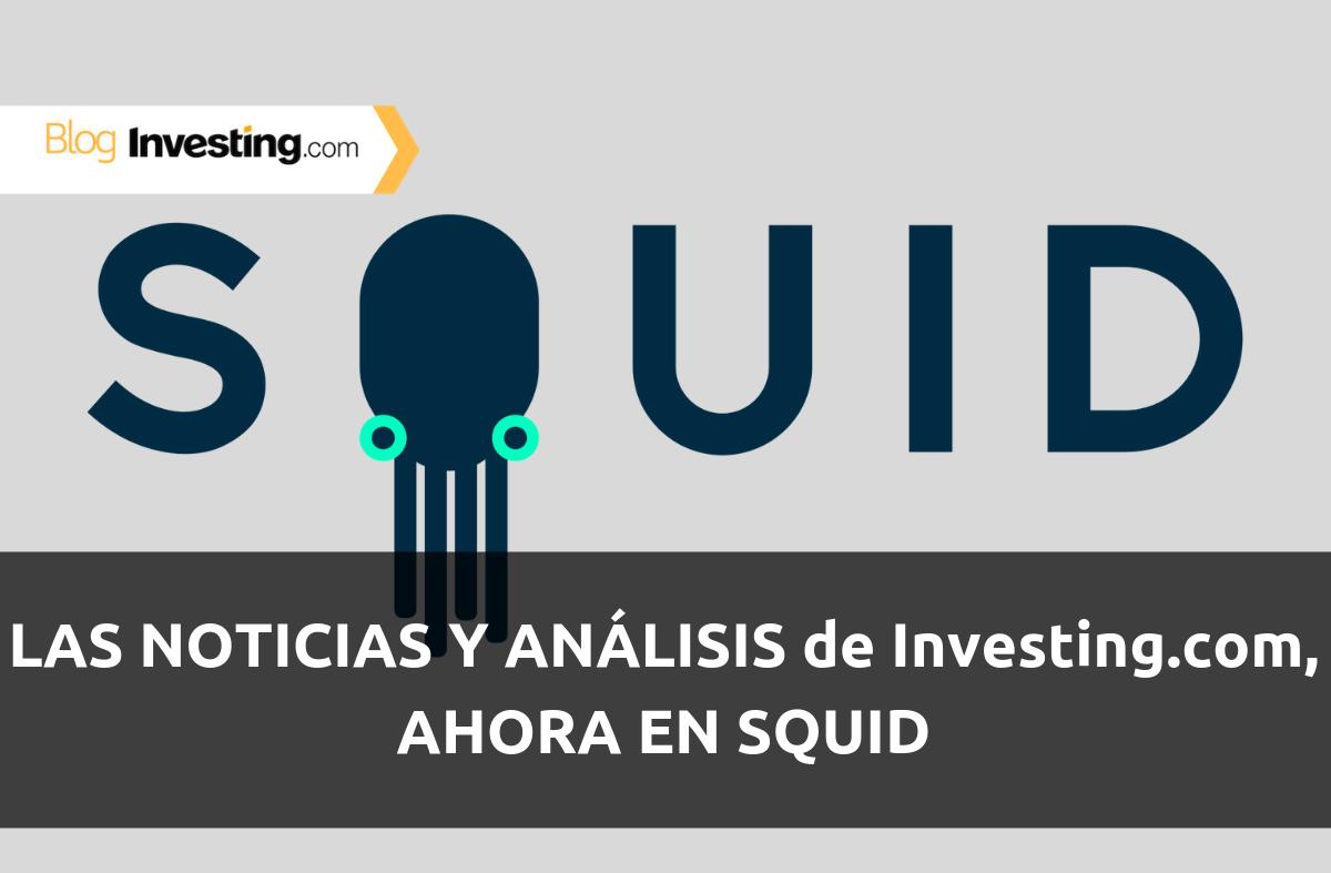 Investing.com, ahora también en SQUID
