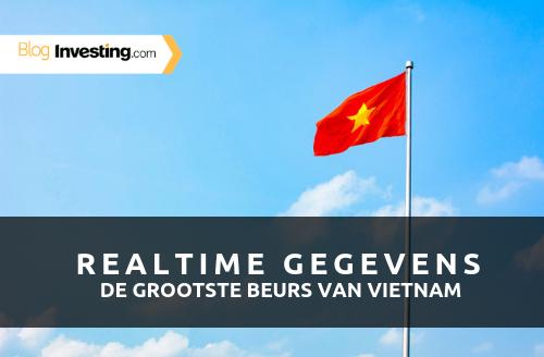 We hebben zojuist realtime gegevens toegevoegd voor de beurs van Vietnam