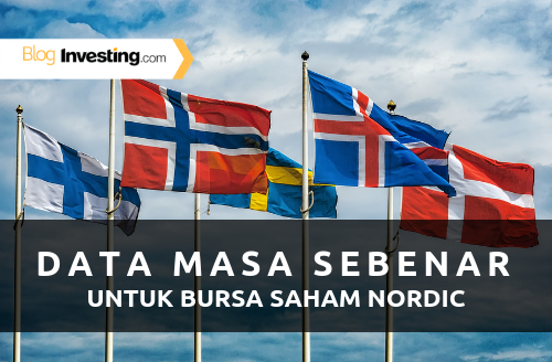 Investing.com Menambah Data Masa Sebenar bagi Bursa Saham Nordic